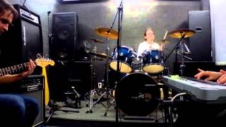 Elias Melodic - Soon Forgotten (deep purple drumcover)