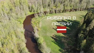 Все о настоящей рыбалке в латвии