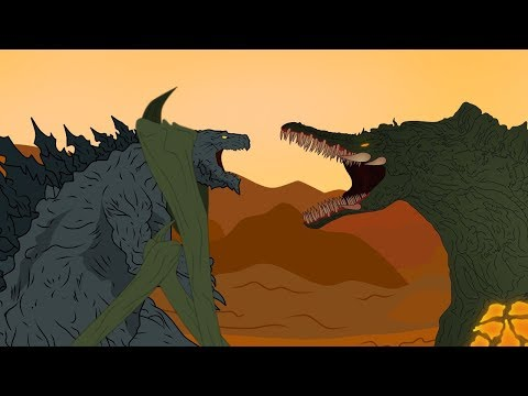 Godzilla Earth vs Evolution of Biollante: Comparison | Godzilla's Atomic Breath