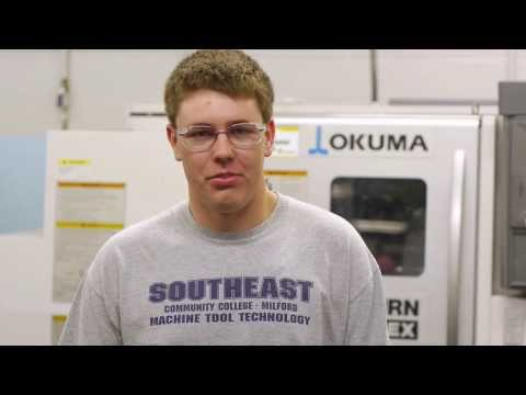 Student Greg recommends Machining Program: Video