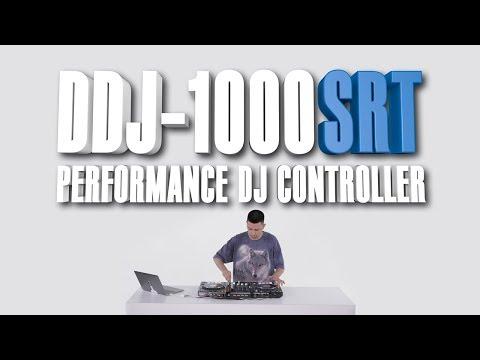 Pioneer DJ DDJ-1000SRT Serato controller