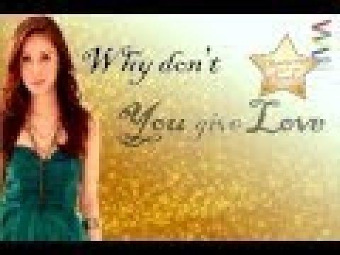 Princess — Give Love On Christmas Day [Lyric Video]