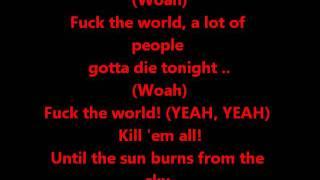 One Trillion Dollars-Anti-Flag (with Lyrics)