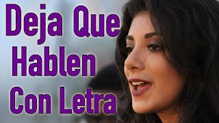 Deja que Hablen - Video Oficial con Letra - Giselle Torres feat. William Valdes