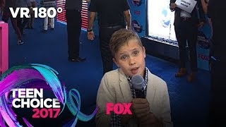 Jack Stanton Shares Fun Facts About The Award Show | TEEN CHOICE