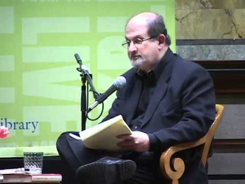 CONVERSATIONS IN THE LIBRARY: AMARTYA SEN & SALMAN RUSHDIE