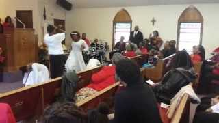 Greater Bethel Baptist Church- New Beginnings