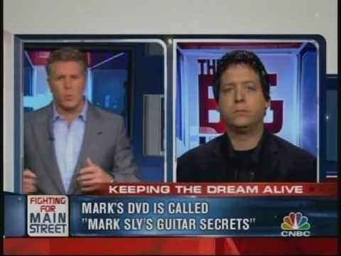 """Mark Sly on CNBC's """"The Big Idea"""" With Donny Deutsch"""