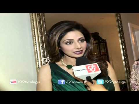 Sridevi launches Actress Maheswari turns designer collections at Angasutra store - 99tv