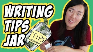 Top 10 Million Writing Tips from the Tip Jar