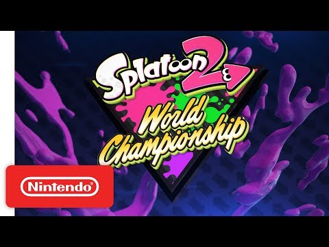 Splatoon 2 World Championship Team Spotlight – Nintendo Switch