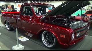 preview picture of video '71 Chevrolet C/10 Street Truck Detroit Autorama'