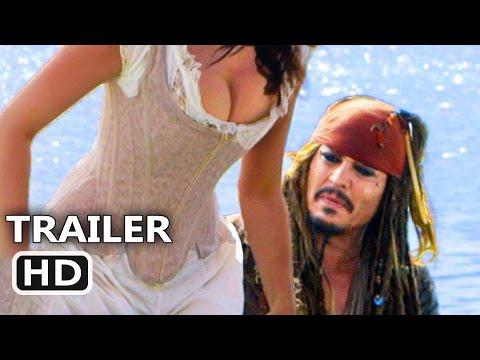 PIRATES OF THE CARIBBEAN 5 Behind the Scenes (2017) Johnny Depp, Kaya Scodelario Movie HD