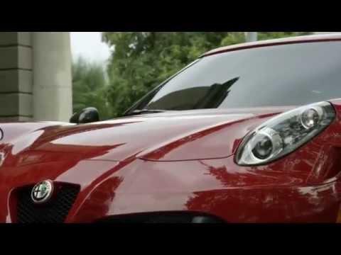 Alfa Romeo - Experience the 4C bij Garage Bruyninx