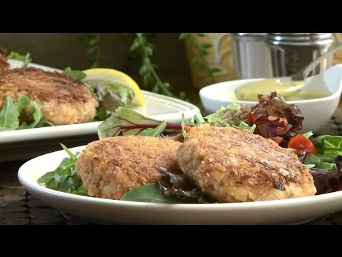 How to Make Salmon Patties | Fish Recipes | Allrecipes.com