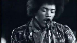 El día en que Jimi Hendrix conoció a Eric Clapton...