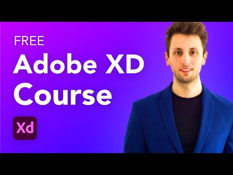 Free Adobe XD Tutorial: User Experience Design Course for ...