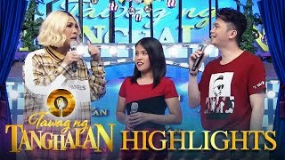 Tawag ng Tanghalan: Vice and Vhong recall the funny story about Anne's phone