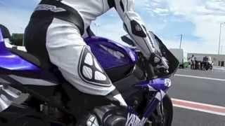 Vidéo Ledenon Yamaha R6 R1 par Tenia05