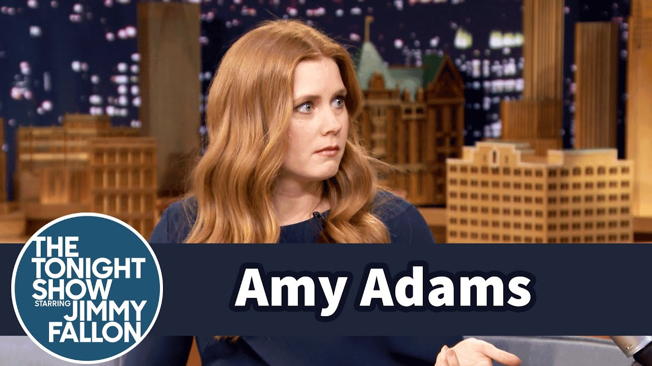 Amy Adams Cries Over Sriracha on Command thumbnail