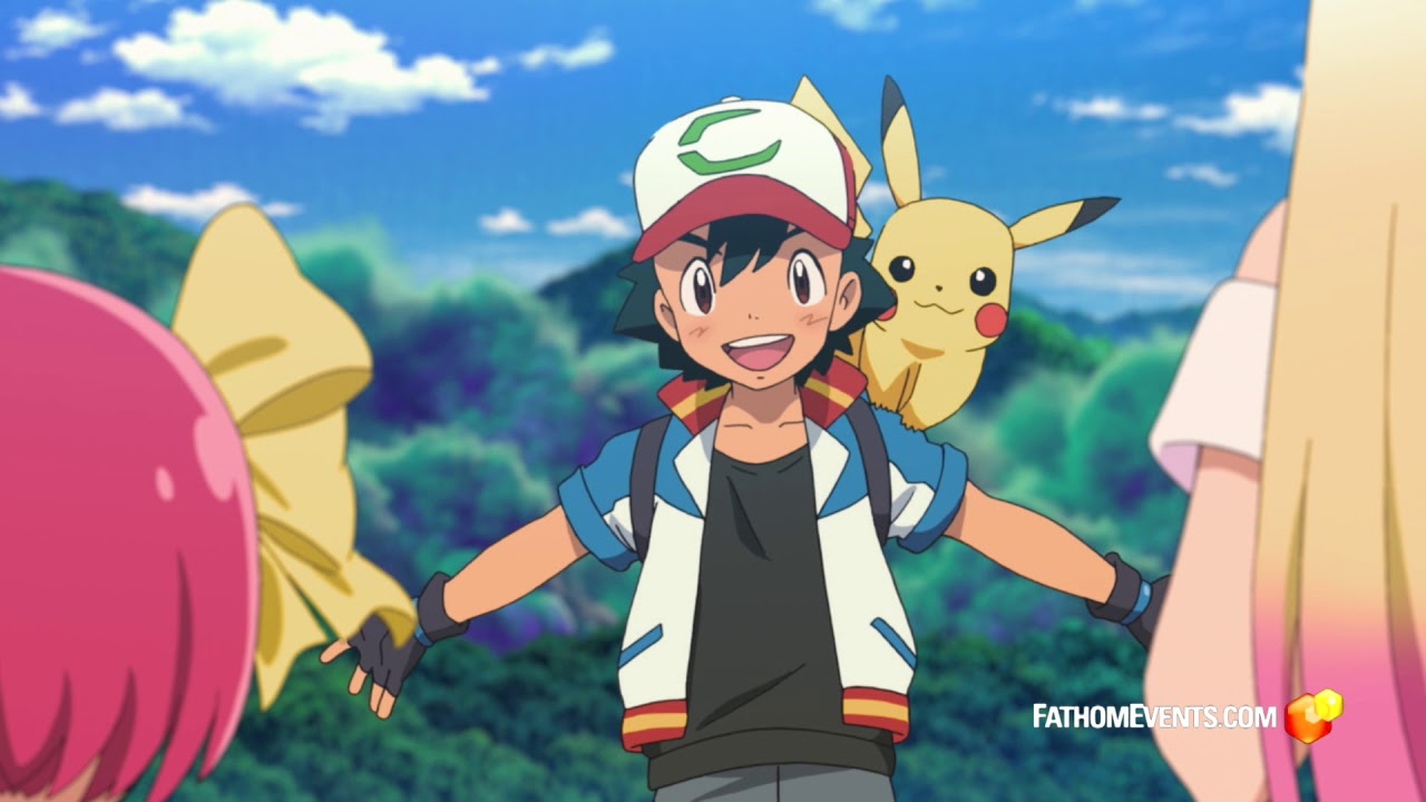 Pokemon Ash S Home