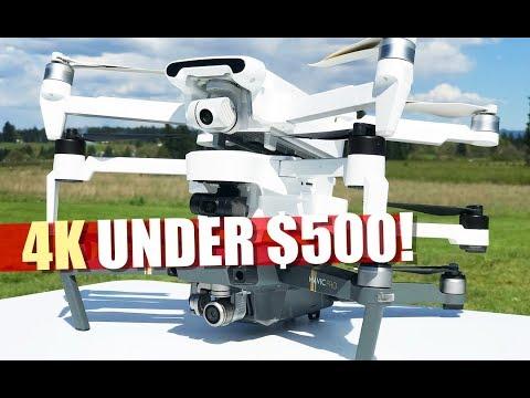 dji-mavic-pro-vs-drones-under-$500--fimi-x8-vs-hubsan-zino