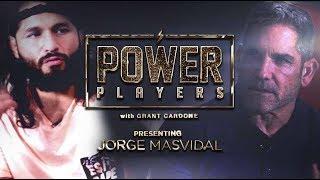 Grant Cardone Interviews UFC Fastest Knock Out Record Holder Jorge Masvidal