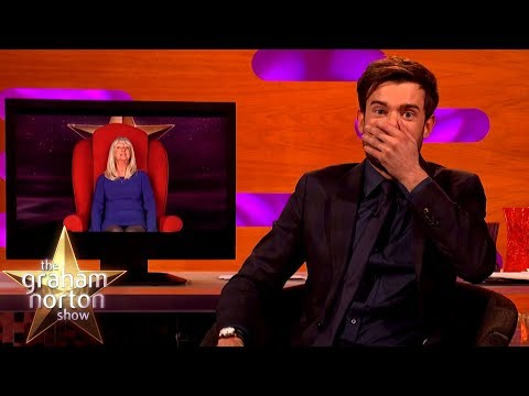 Guest Host Jack Whitehall Gets Called Out By Audience Member | The Graha...