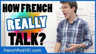 Casual French for Everyday Life