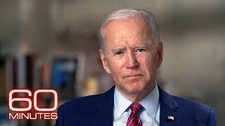 Joe Biden: The 60 Minutes 2020 Election Interview
