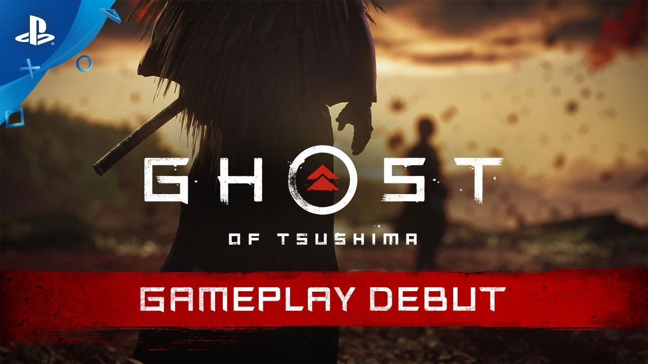 Mud, Blood, and Steel: Ghost of Tsushima Gameplay Debut