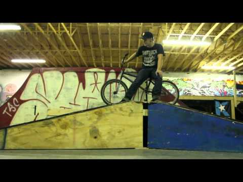East Shore Skatepark X-MAS edit with tommy beckman