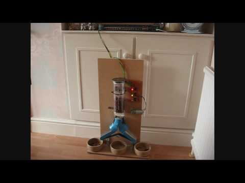 Internet Enabled Cat Feeder Hackaday