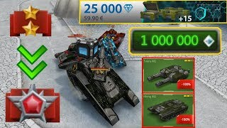 Tanki Online - Road To Legend #17  Biggest Gold Box Fail With Juggernaut?! + Getting Huge Funds