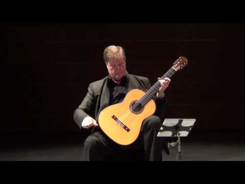 Timo Korhonen plays Sevillana by Joaquín Turina