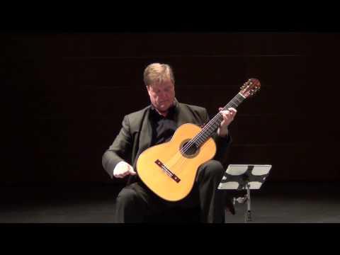 Timo Korhonen plays Sevillana by Joaquín Turina