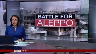 BBC World News - 1700bst, Oct 28 2016