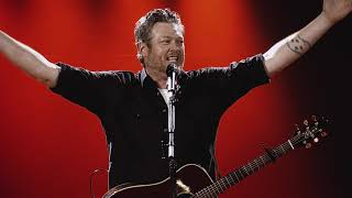 Blake Shelton - Friends And Heroes Tour BTS