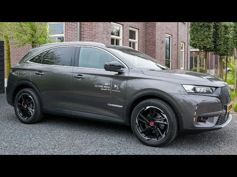 DS 7 Crossback BlueHDi 180 Performance Line