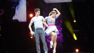 SYTYCD Tour 2010 - Boogie Shoes - Lauren Froderman & Billy Bell.avi