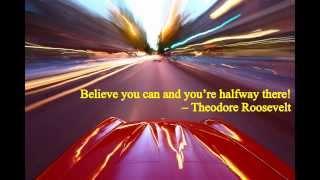 Dream Big - Inspirational Quotes
