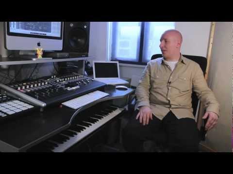 SSL Nucleus: Producer Danny Byrd interview