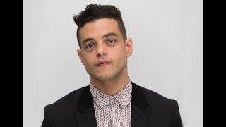 Rami Malek on the Dark Web of Mr. Robot