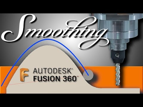 What is Smoothing Fusion 360 CAM? - NYC CNC