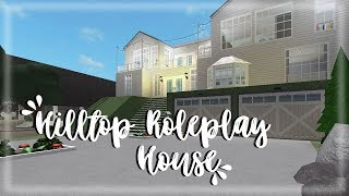 roleplay house bloxburg speed build - TH-Clip