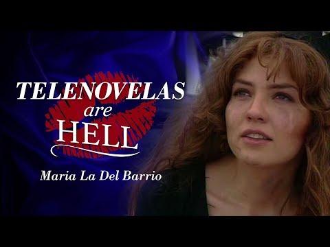 Telenovely jsou peklo: Mařka ze sousedství - Funny or Die