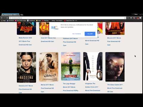 Top 5 Best Sites To Download Latest 3D/HD/Bluray (1080p) Movies For Free 2018 With Links