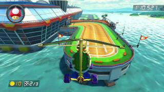 Sunshine Airport - 1:57.404 - Domenico (Mario Kart 8 World Record)