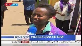 Kenya celebrates World cancer day  in Meru town