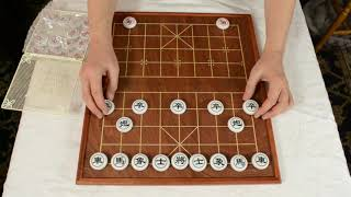 Introduction to Chinese Chess (Xiangqi) How to Play - Rick Knowlton - AncientChess.com